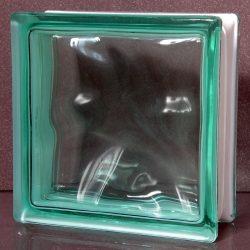 Turquoise Wave üvegtégla