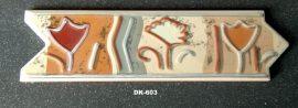 DK-603 csempedekor-listelo