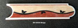 DV-5030 Beige csempedekor-listelo