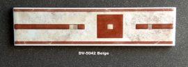 DV-5042 Beige csempedekor-listelo