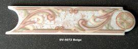 DV-5072 Beige csempedekor-listelo
