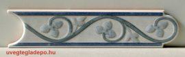 Gemma Azul csempe dekor OUTLET termék