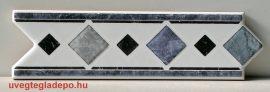 Lyon Gris csempe dekor OUTLET termék
