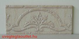 Travertino Verona cenefa csempe dekor OUTLET termék