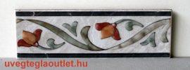 Algol Tulipa cenefa csempe dekor OUTLET termék
