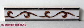 Sueca Gris listelo csempe dekor OUTLET termék