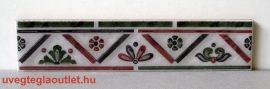Algol Gris listelo csempe dekor OUTLET termék
