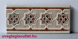 Inca Beige cenefa csempe dekor OUTLET termék