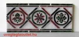 Algol Gris cenefa csempe dekor OUTLET termék