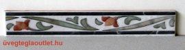 Algol Tulipa listelo csempe dekor OUTLET termék