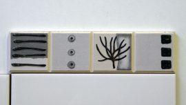 5002 Gris csempe dekor OUTLET termék