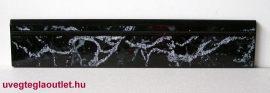 Elena Negro rodapie padlólap lábazati elem