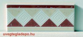 L-40 Beige listelo csempe dekor OUTLET termék