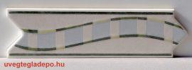621 Verde csempe dekor OUTLET termék