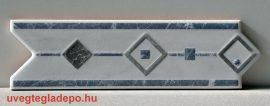 6027 Azul csempe dekor OUTLET termék