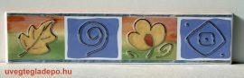 Atenea cenefa csempe dekor OUTLET termék